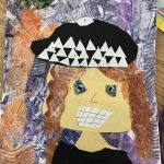 Chief Joseph Second Grade Art