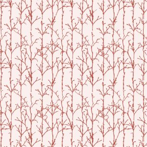 Chilly Branches fabric design from Cape Cod Winter Chilly Collection / Christine Martell