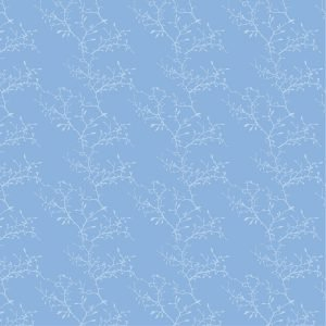 Icy Buds fabric collection from Cape Cod Winter Icy Collection / Christine Martell