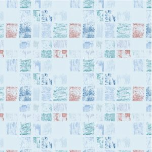Icy Water fabric collection from Cape Cod Winter Icy Collection / Christine Martell
