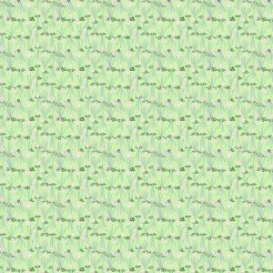 Chilled Daffodils fabric design from Cape Cod Spring Chilled Collection / Christine Martell