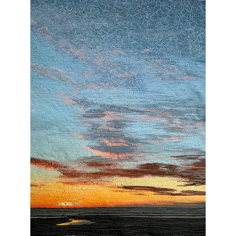 Skaket Beach Sunset Sky