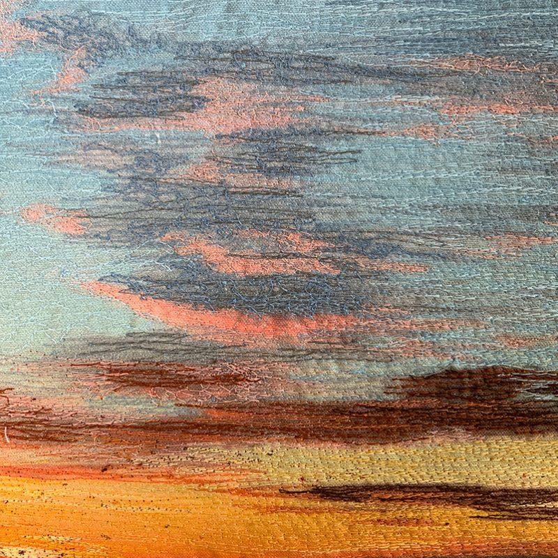 Cloud detail Skaket Beach Sunset Sky