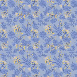 Dusk Mimosa pattern design from Cape Cod Garden collection / Christine Martell