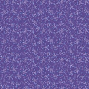 DuskTulips fabric design from Cape Cod Garden Collection / Christine Martell